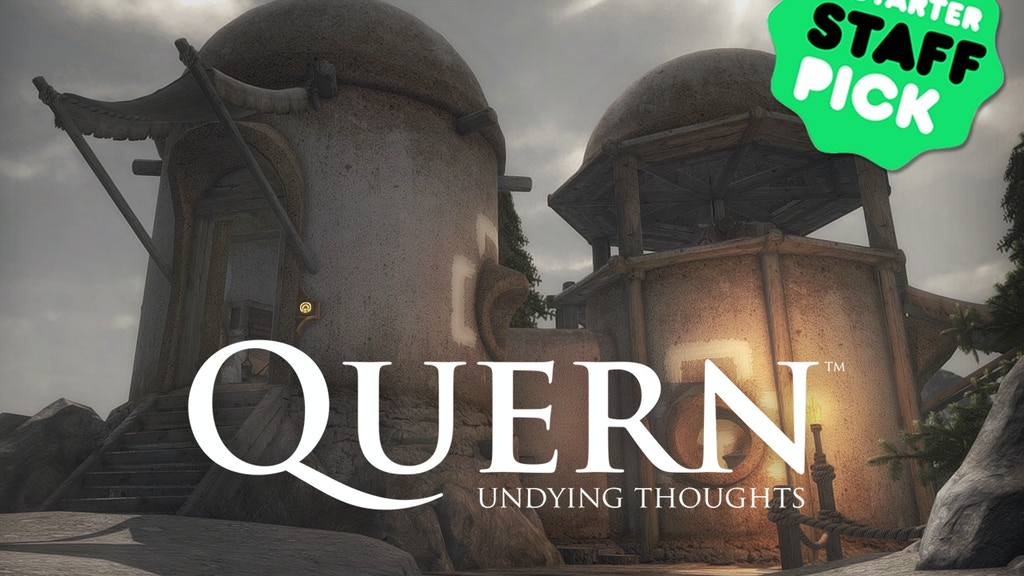 Quern - Undying Thoughts project video thumbnail