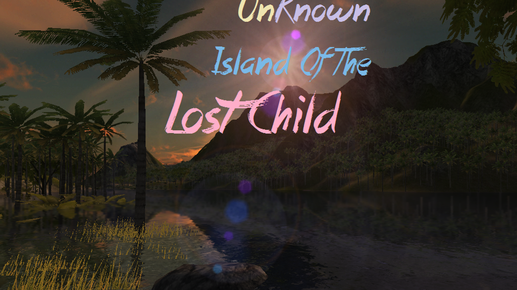 Project image for Unknown Island Of The Lost Child (Canceled)