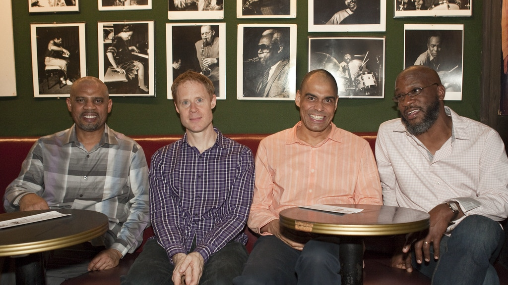Steve Wilson & Wilsonian's Grain 'Live in NYC' Recording project video thumbnail