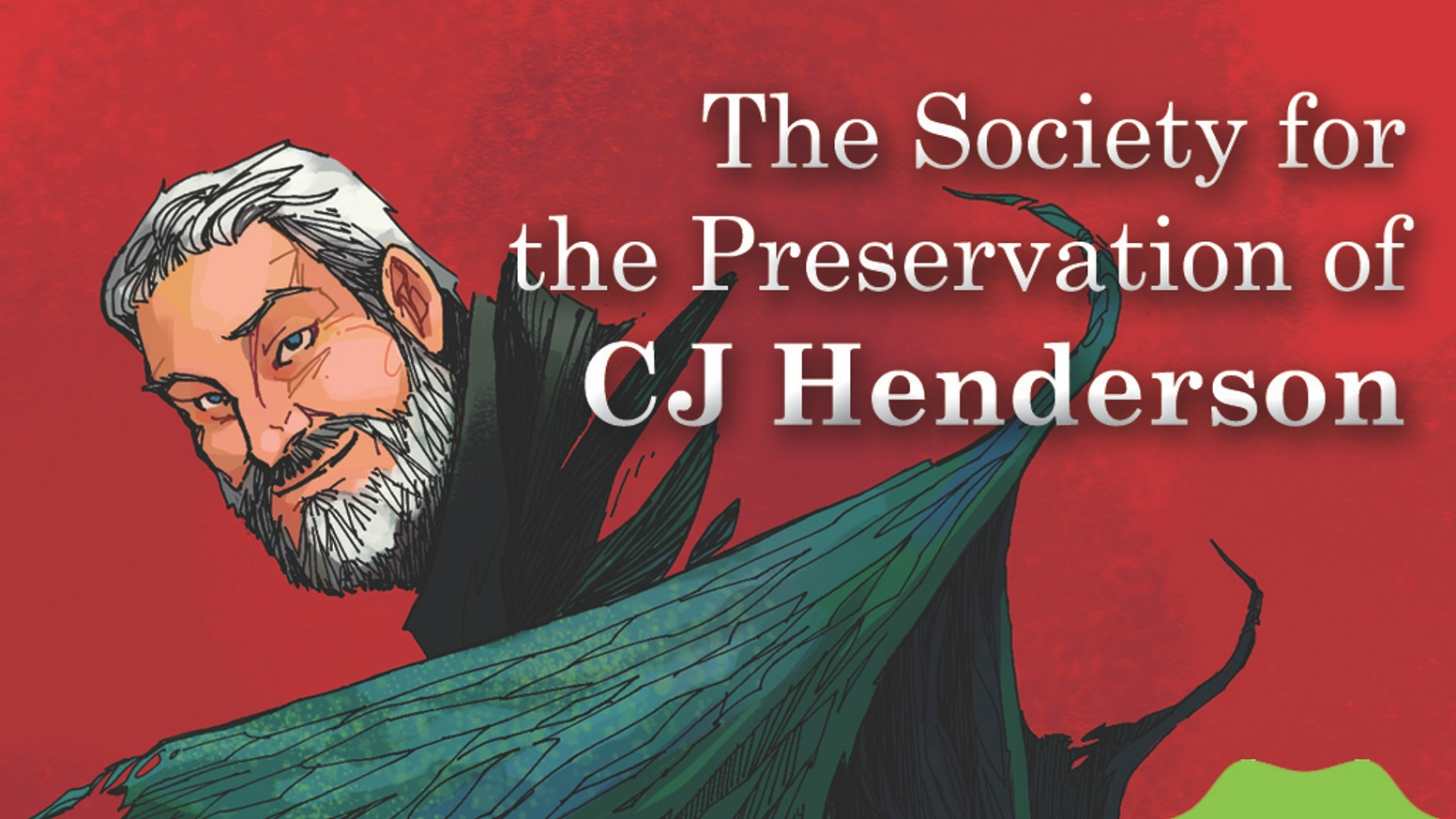 A Memorial anthology based on the late, great CJ Henderson and his works, compiled by his friends and fellow authors.