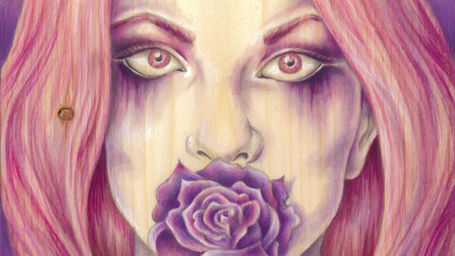 An art book by goth, surrealist, horror artist Jen Lightfoot. The book focuses on women, bodies, sex, and the imagery of nightmares.