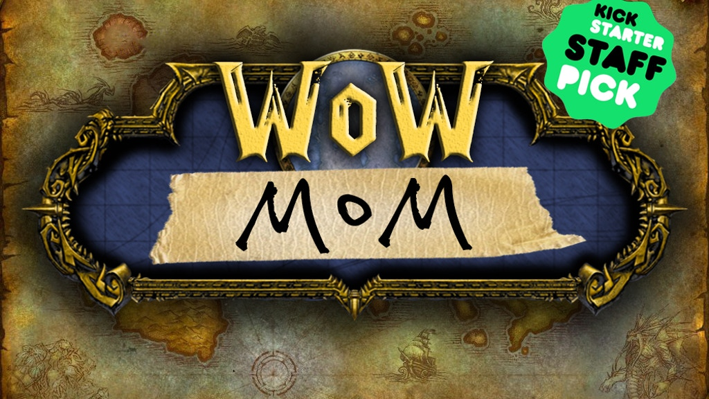 WoW MoM -- A Documentary About Cancer & Gaming project video thumbnail