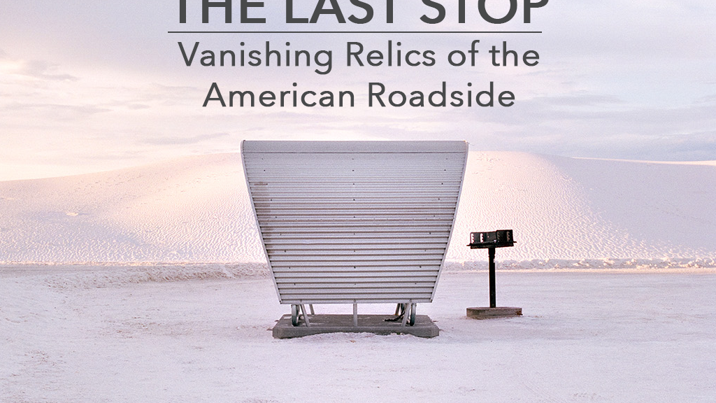 The Last Stop - A Photo Book of America's Rest Stops project video thumbnail
