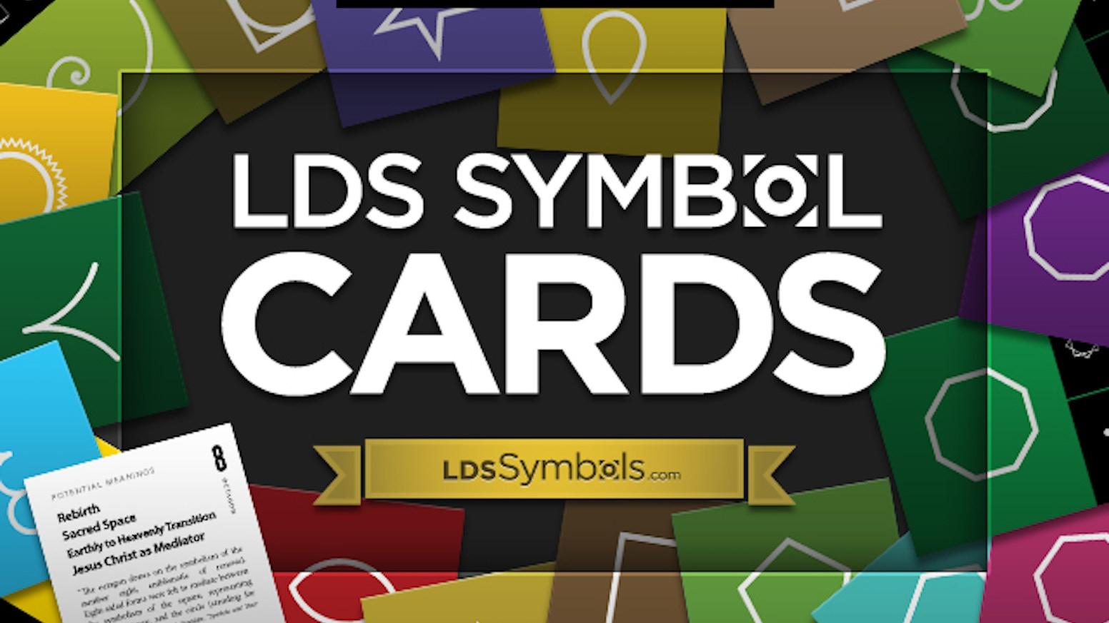 Lds symbolism cards by steve reed kickstarter lds symbolism cards buycottarizona Images