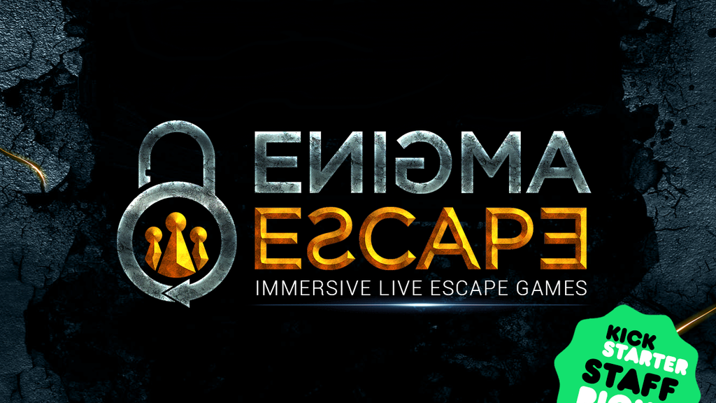 Enigma Escape | The Live Escape Game Experience in London project video thumbnail