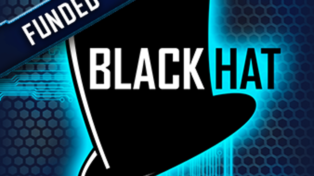 Black Hat - hacker-themed board game - choose tricks to win project video thumbnail
