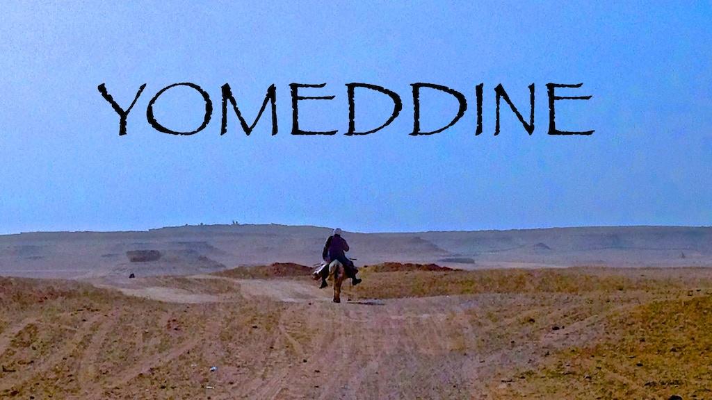 Yomeddine project video thumbnail
