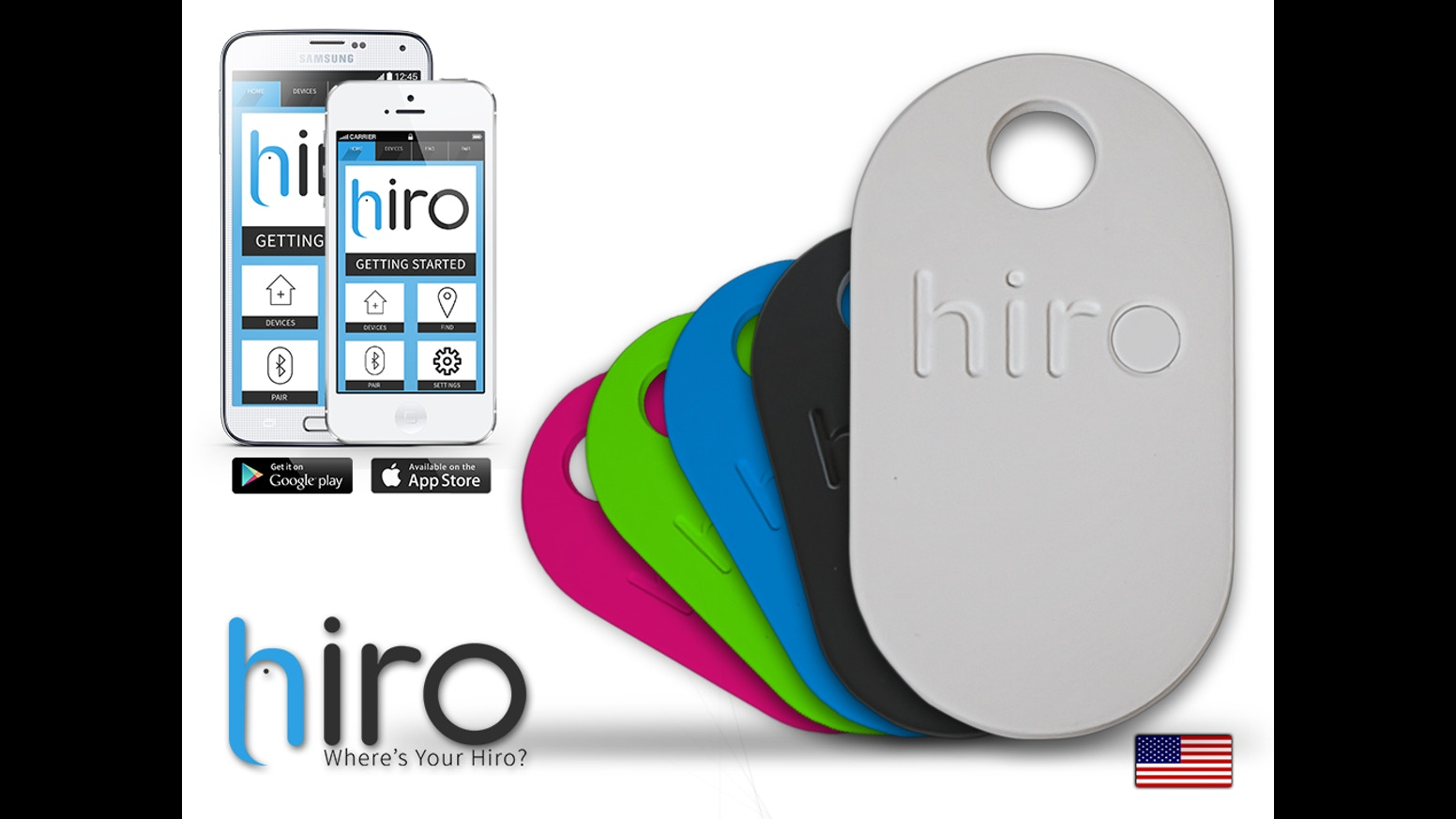 Phone Phone Finder For Android hiro bluetooth thing finder by aleks mishka kickstarter the key for both iphone and android phones designed assembled