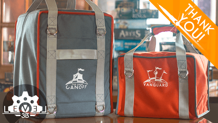 The best game bag you've always known you wanted.