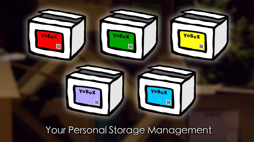 YoBox: Your Personal Storage Management project video thumbnail