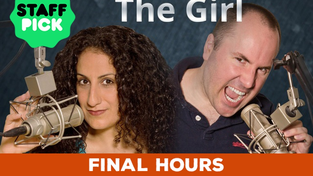 30-Hour Comedy Podcast Marathon and Tour project video thumbnail
