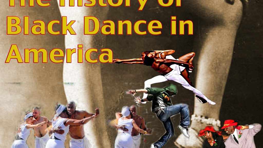 The History of Black Dance in America project video thumbnail