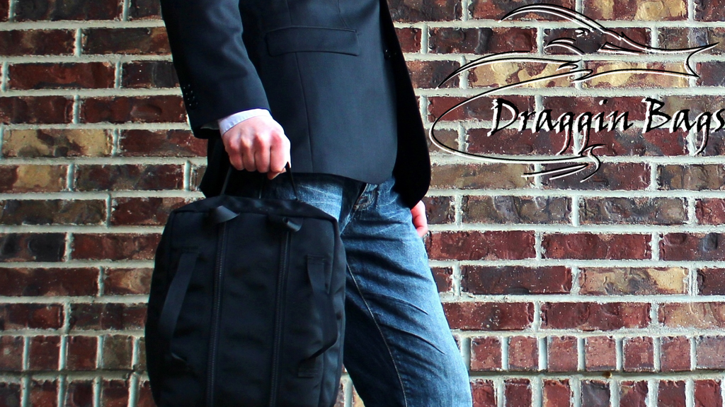 Draggin Bags - The Toughest Bags on Earth! project video thumbnail