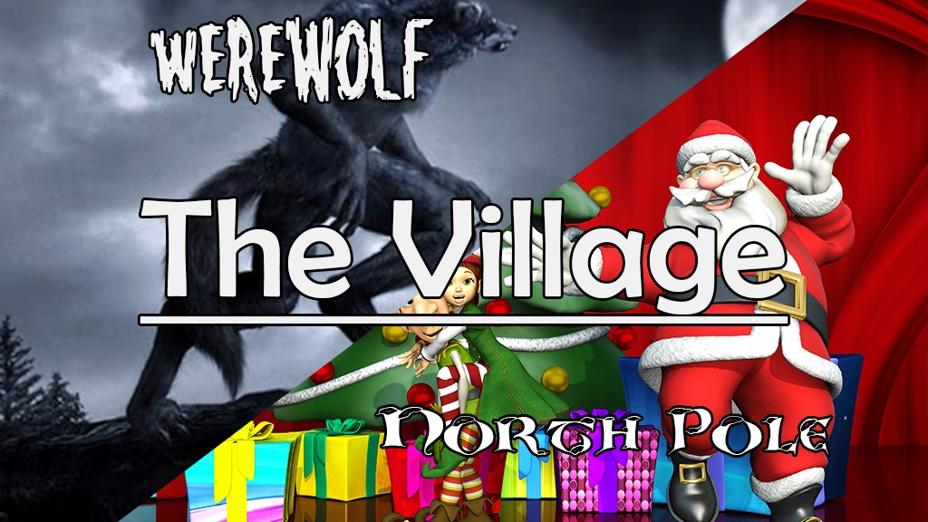 The Village Awesometastic RPG Party Game project video thumbnail