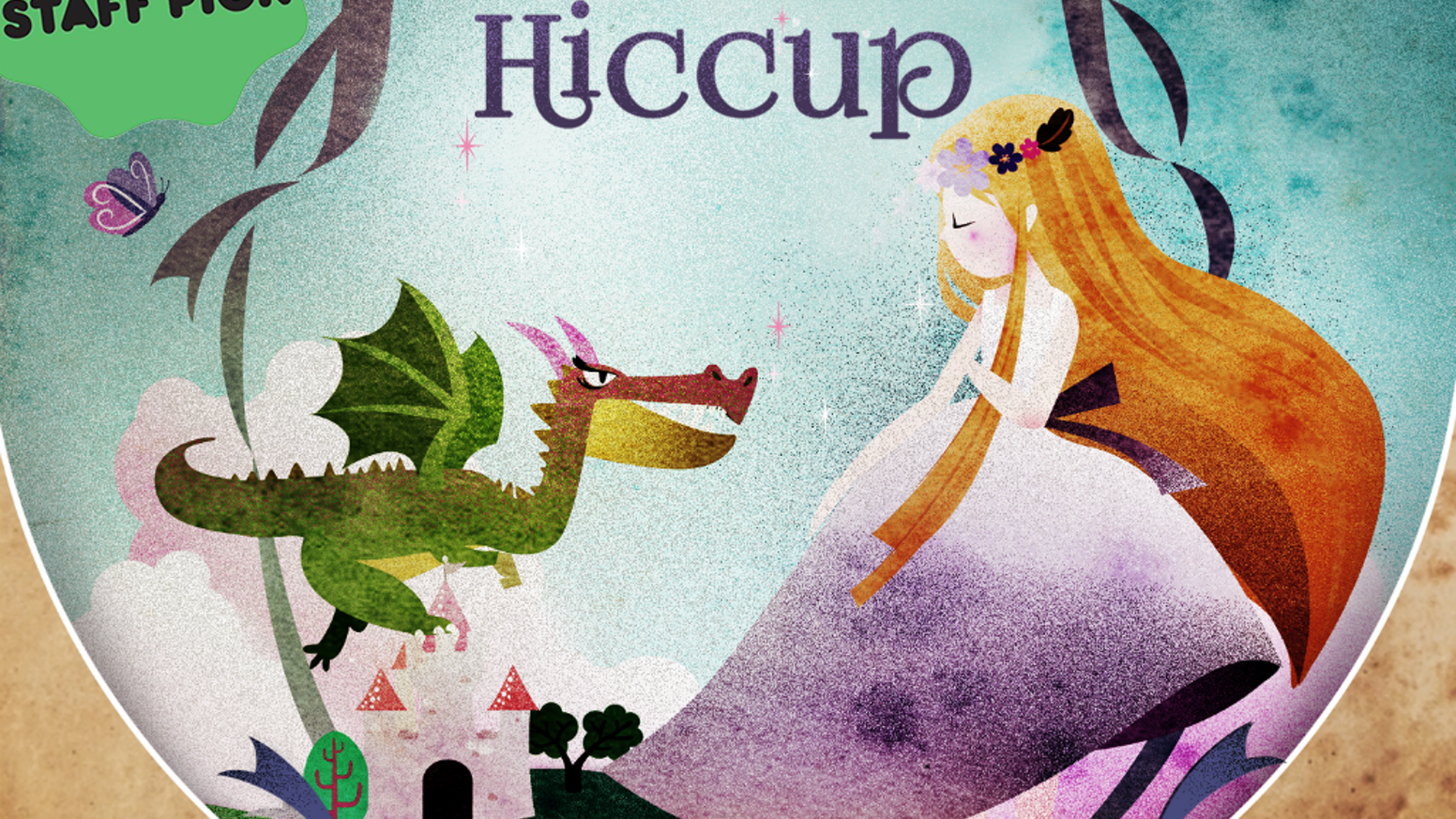 Princess hiccup an illustrated story of laughter hiccups by matt a whimsical fairy tale told in the tradition of nursery rhymes filled with laughter fandeluxe Images