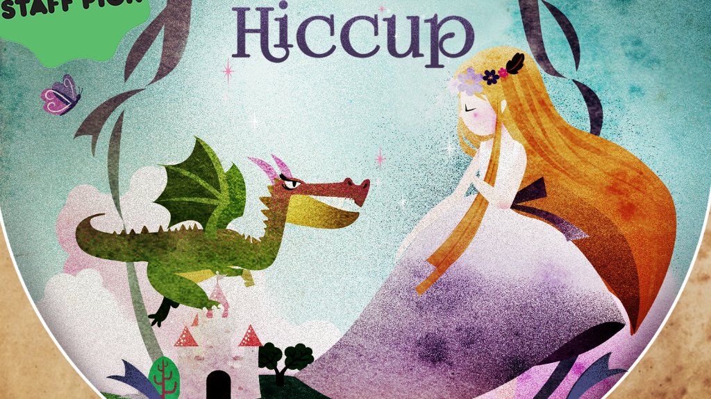 Princess Hiccup - An Illustrated Story of Laughter & Hiccups project video thumbnail