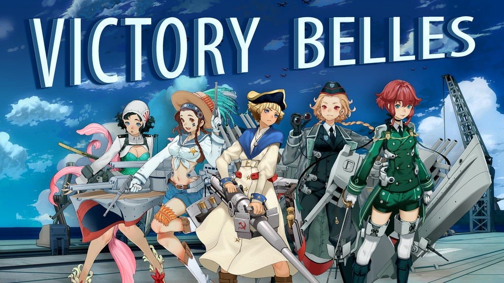Victory Belles project video thumbnail