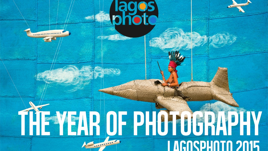 LagosPhoto 2015: The Year of Photography project video thumbnail