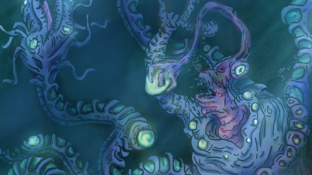 Project image for Lovecraftian Science, Volume 1