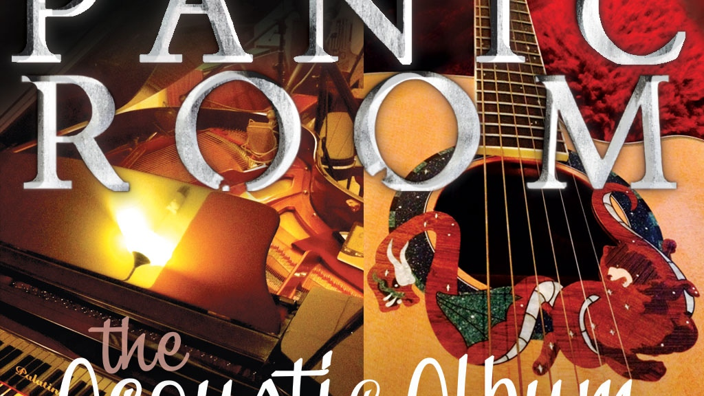 PANIC ROOM - The Acoustic Album project video thumbnail