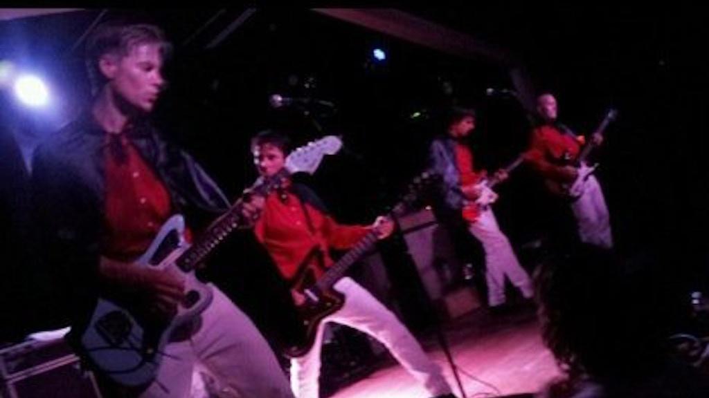 Satan's Pilgrims Italian Tour and New CD Release!!! project video thumbnail
