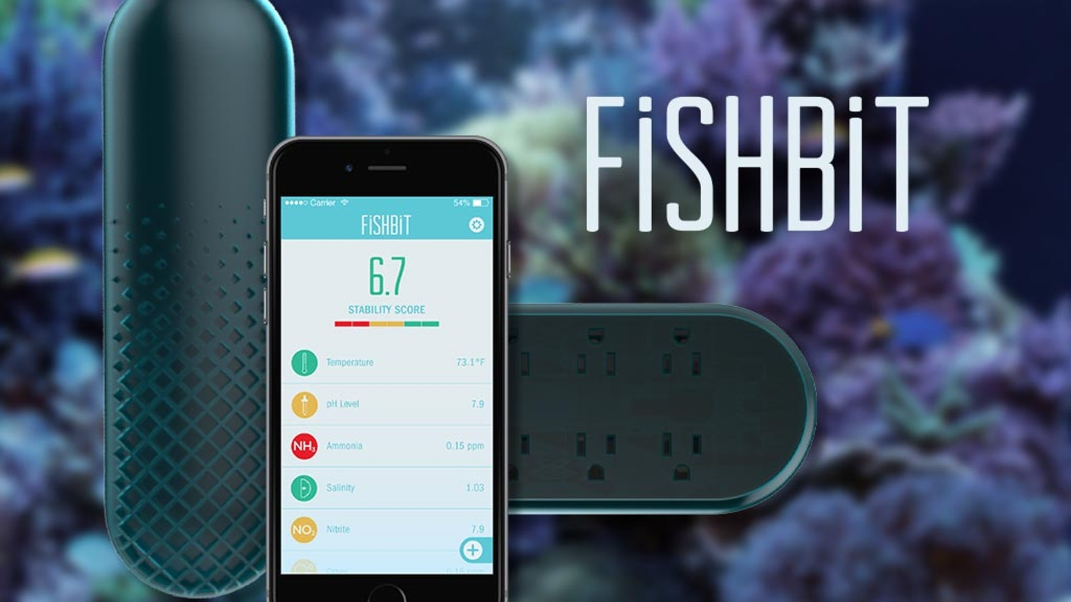 fishbit your aquarium made simple beta release by current labs