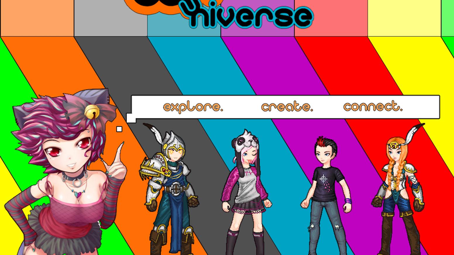 Icon Universe, Avatar Community! by Mikey Kirkpatrick — Kickstarter