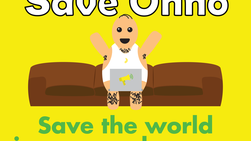 SaveOhno.org - Gamified Platform For Climate Change Activism project video thumbnail