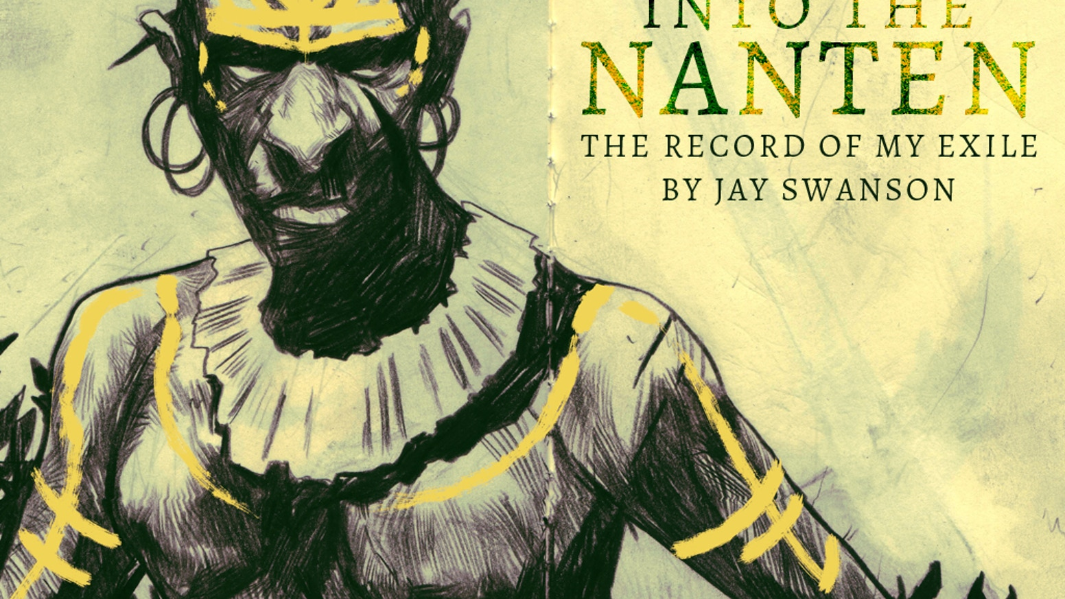 The world's first real-time fantasy story - by Jay Swanson - with illustrations by Nimit Malavia