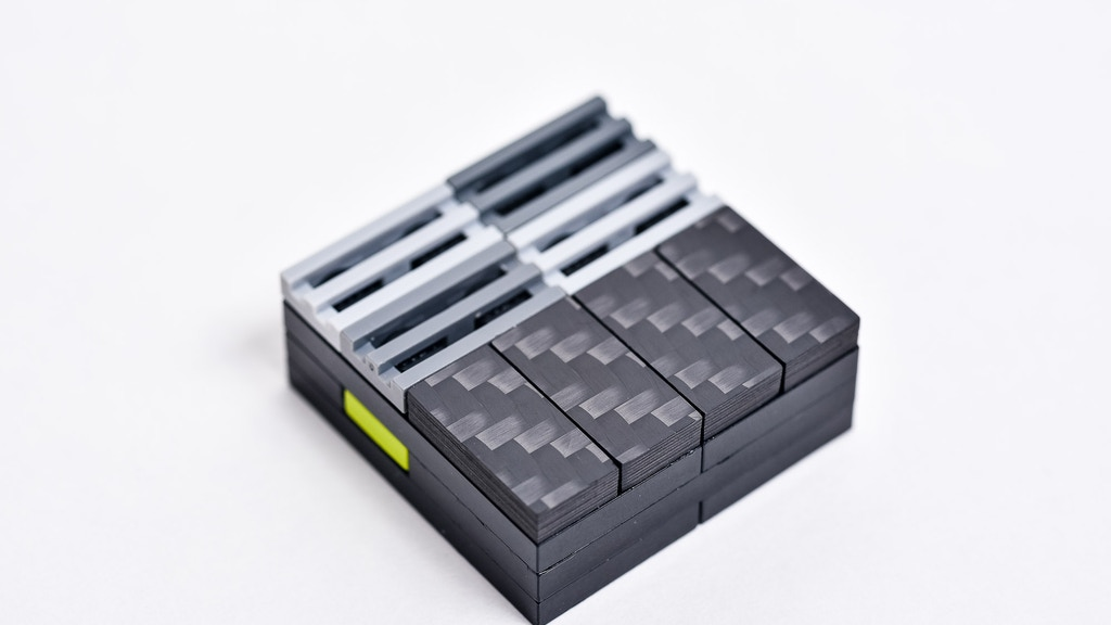 Carbon Fiber Tiles The Ultimate Lego Finishing Touch By