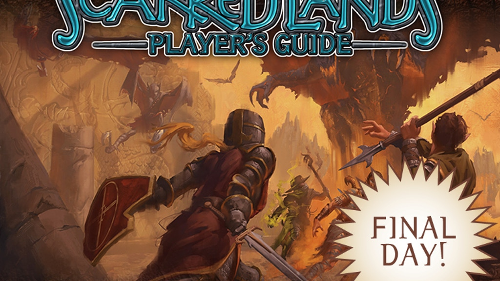 Update 51: Reminder: Less Than 48 Hours Remain for the Creature Collection Kickstarter! · Scarred Lands—FRPG setting in 5e OGL & Pathfinder editions