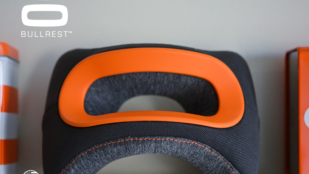 The BullRest Travel Pillow project video thumbnail
