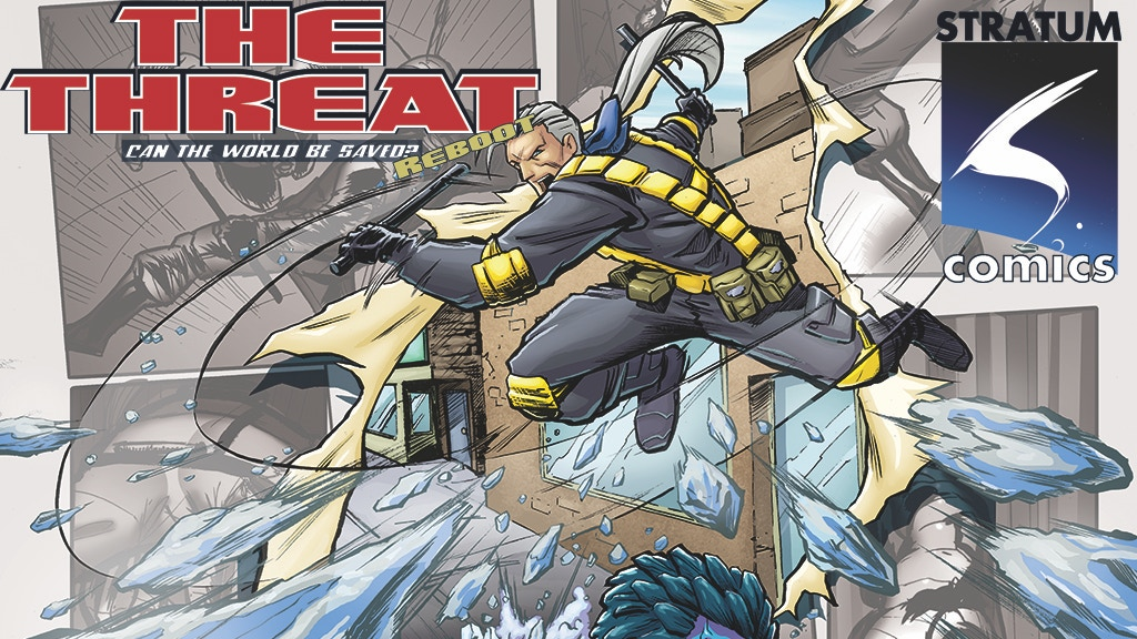 The Threat Issue 1 Reboot project video thumbnail