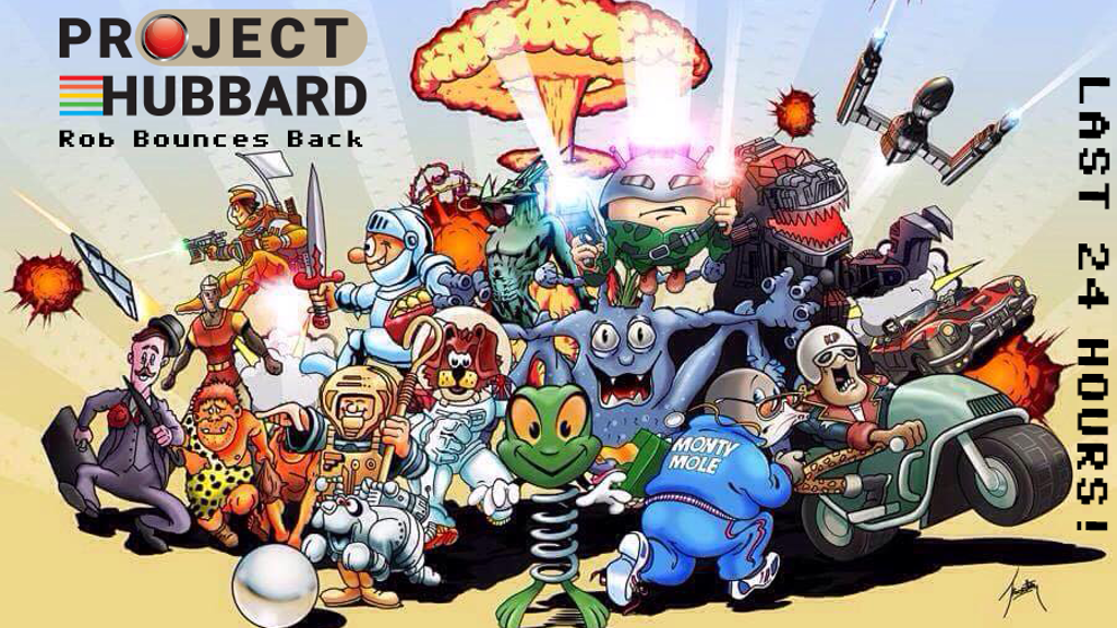 Project Hubbard (Official Rob Hubbard Kickstarter) project video thumbnail