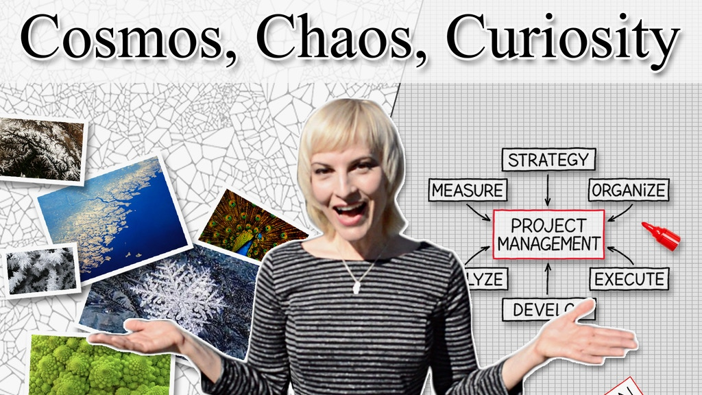 Cosmos, Chaos, Curiosity: a fresh look at humanity! project video thumbnail