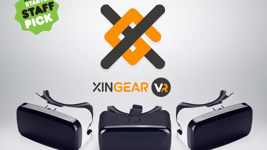XG Virtual Reality Headset project video thumbnail