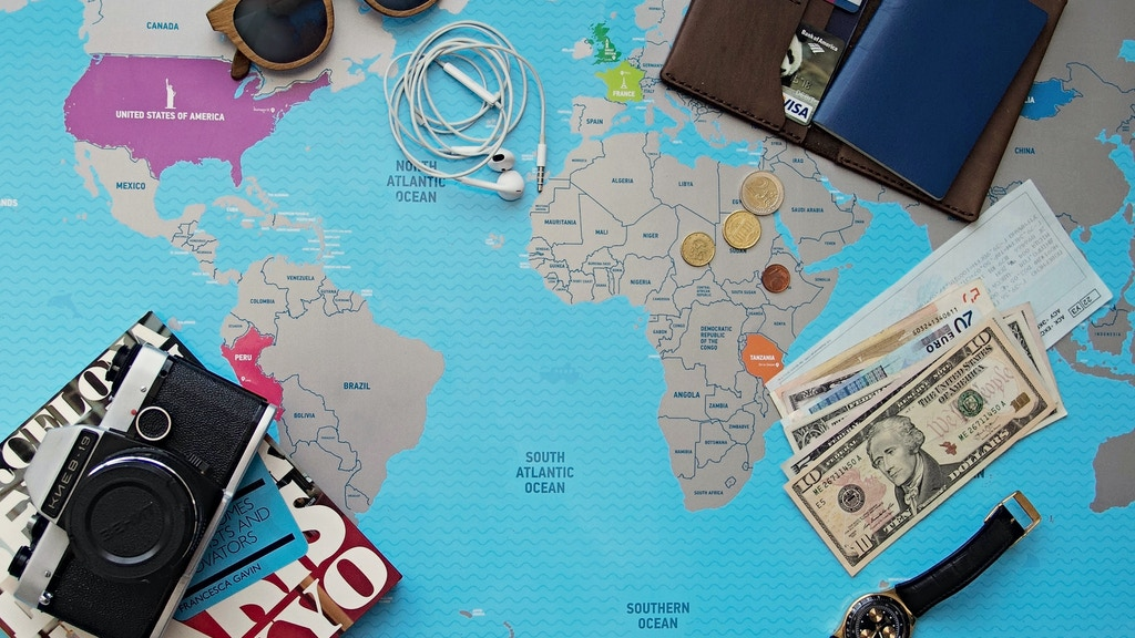 Scratchy map - color your world with travelling project video thumbnail