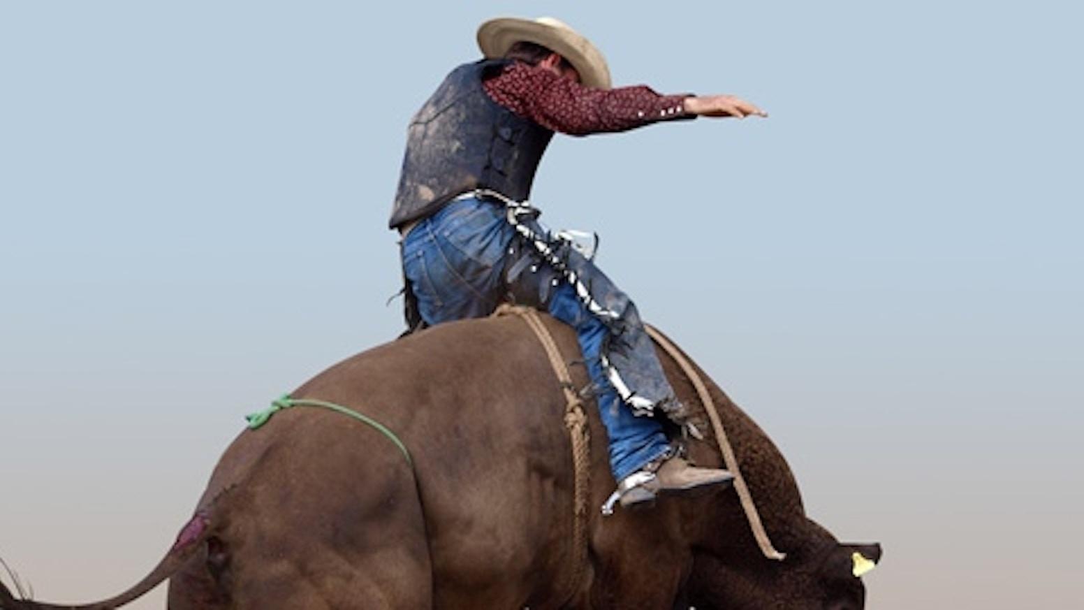 A story about a cowboy