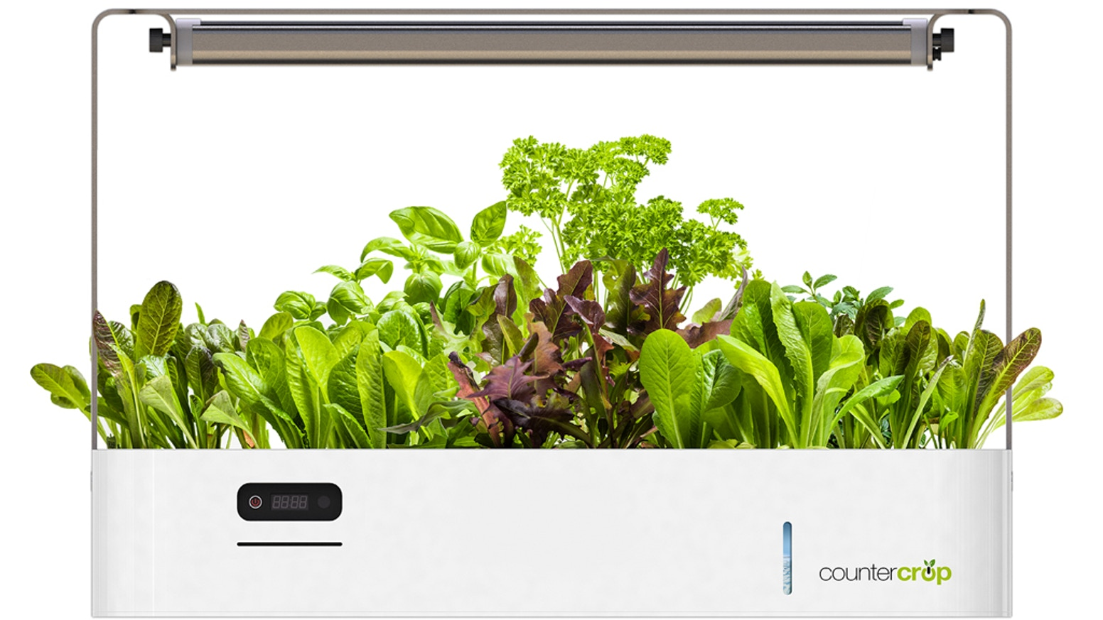 Countercrop the modern way to grow your own food by jack for Food s bar unloc