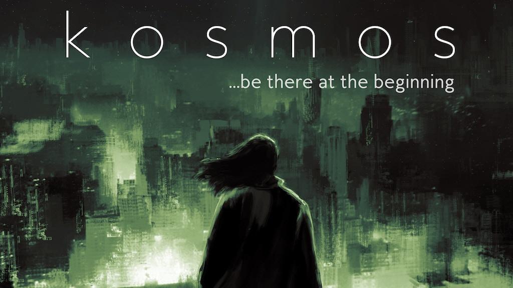 Kosmos - Create A Scifi Show! project video thumbnail