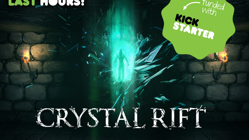 Crystal Rift - Grid-Based Dungeon Crawler project video thumbnail