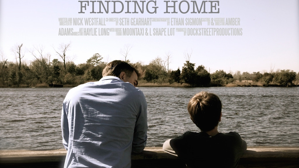 Finding Home: Feature Film for National Adoption Day project video thumbnail