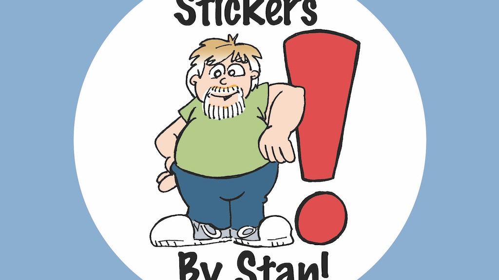 Stickers by Stan! project video thumbnail