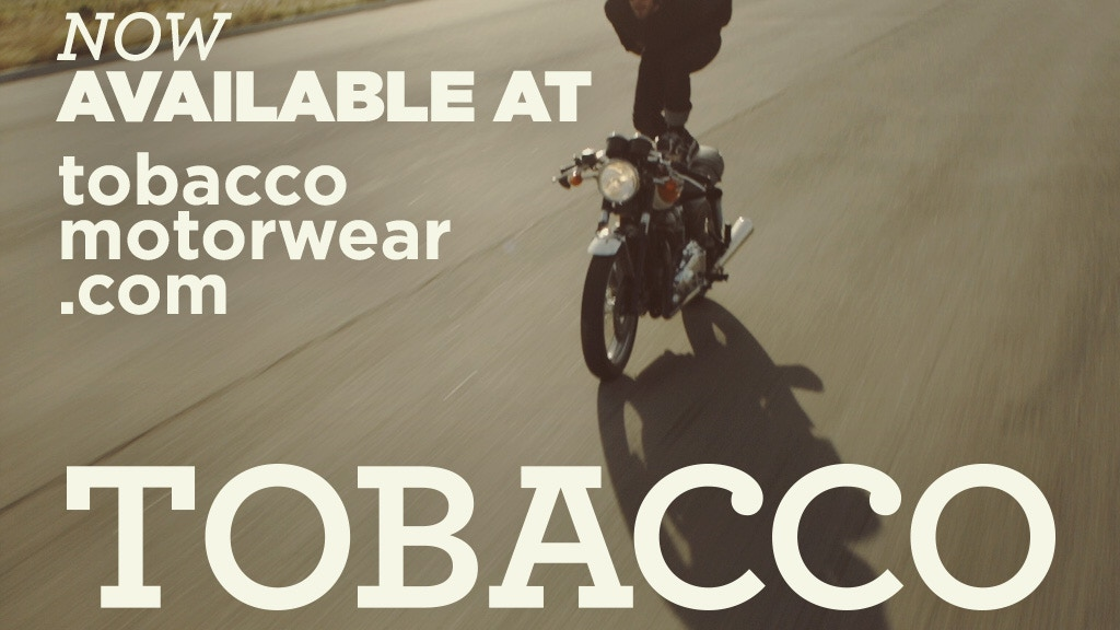 Tobacco Motorwear: U.S. Made Kevlar Lined Jeans project video thumbnail