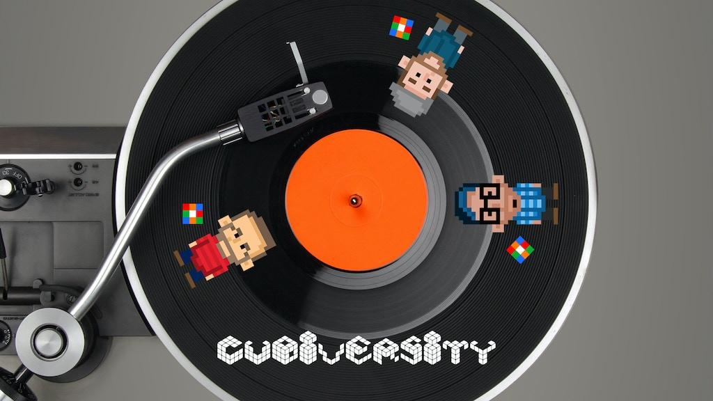 Cubiversity: The best Rubiks Cube instructional destination project video thumbnail