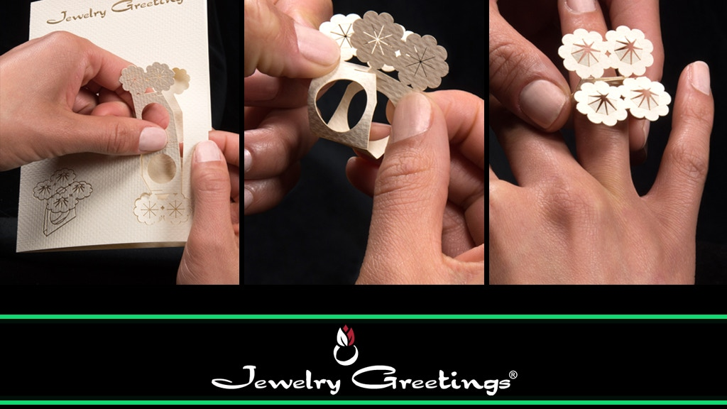 Wearable Greeting Cards - Jewelry Greetings project video thumbnail