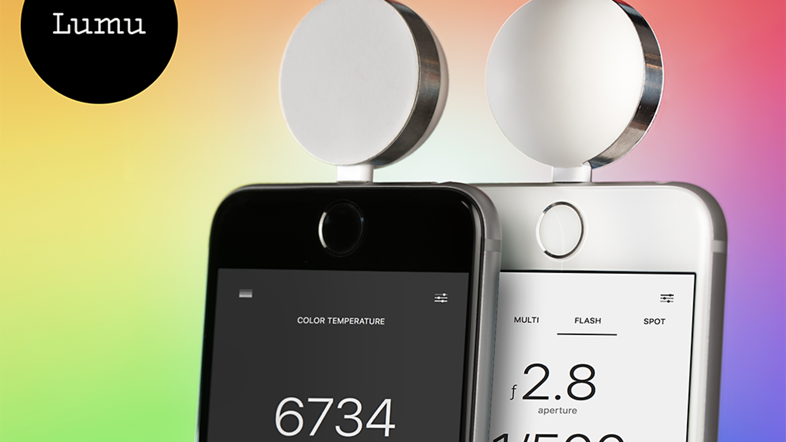 Lumu Power is the light, exposure, flash and color temperature meter for the iPhone. One device with power of many. Express yourself!