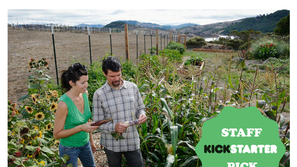 Growing a Delicious, Beautiful and Sustainable Future project video thumbnail