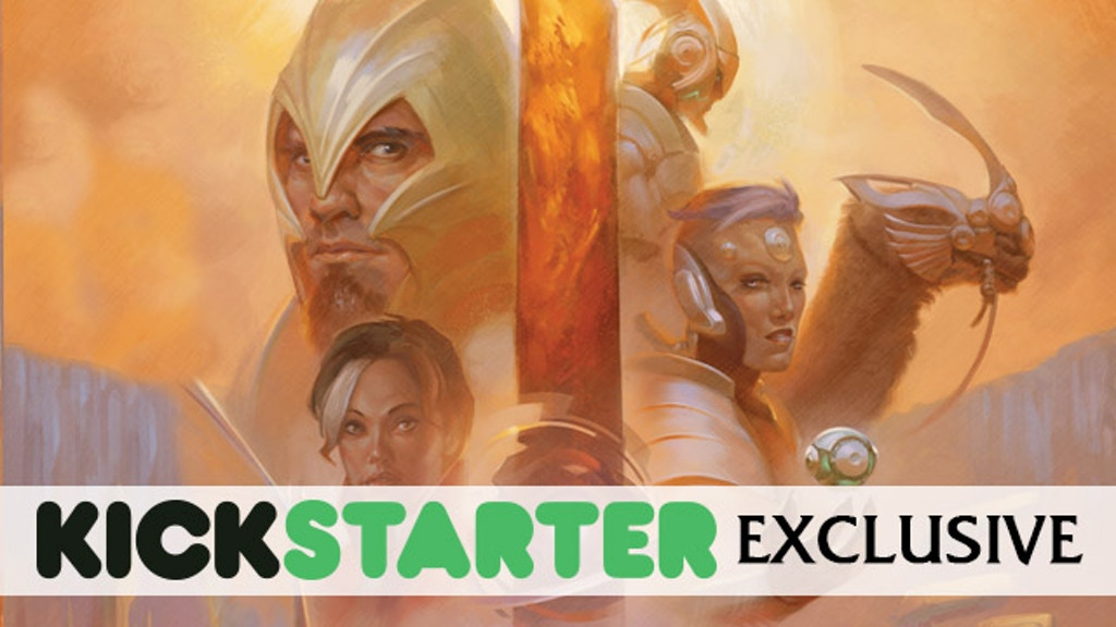 Exclusive Numenera Boxed Set Edition project video thumbnail