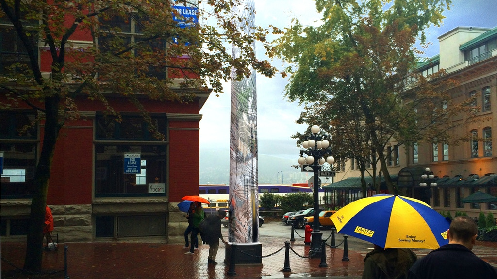 Make It Rain - A Reflective Cloud Chamber for Gastown project video thumbnail